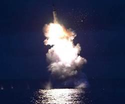 金正恩專機現北韓上空 恐秀新型潛射彈道飛彈