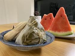 吃粽不宜配西瓜 易產生腸胃不適
