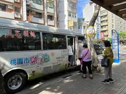 桃23條免費樂活巴 8月轉型收費公車