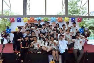 樟樹國際實中教師寫歌拍MV 贈首屆畢業生