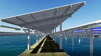 臺鹽綠能力推漁電共生創造多贏
