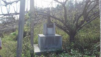 老官道景觀綠美化 擔送人夫戰死紀念碑有望重見天日