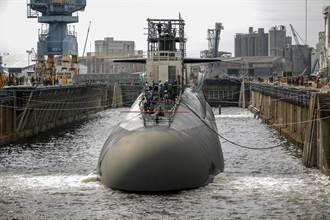 新冠病毒使船廠停工 削弱美國海軍維修實力