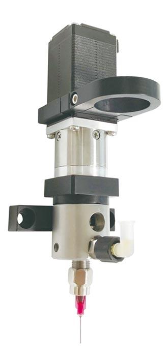 點膠科技出新品 容積式出膠機 操作高精度