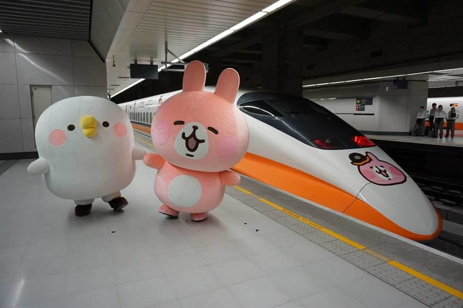 台灣高鐵。(資料照)