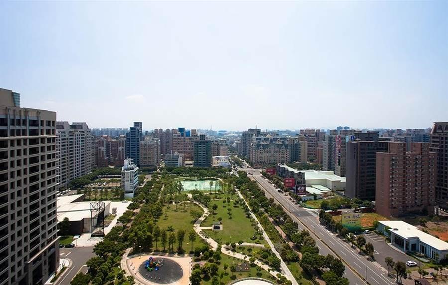 新莊擁有多項房市利多因素,未來房價看漲。/圖片取自富比士地產王