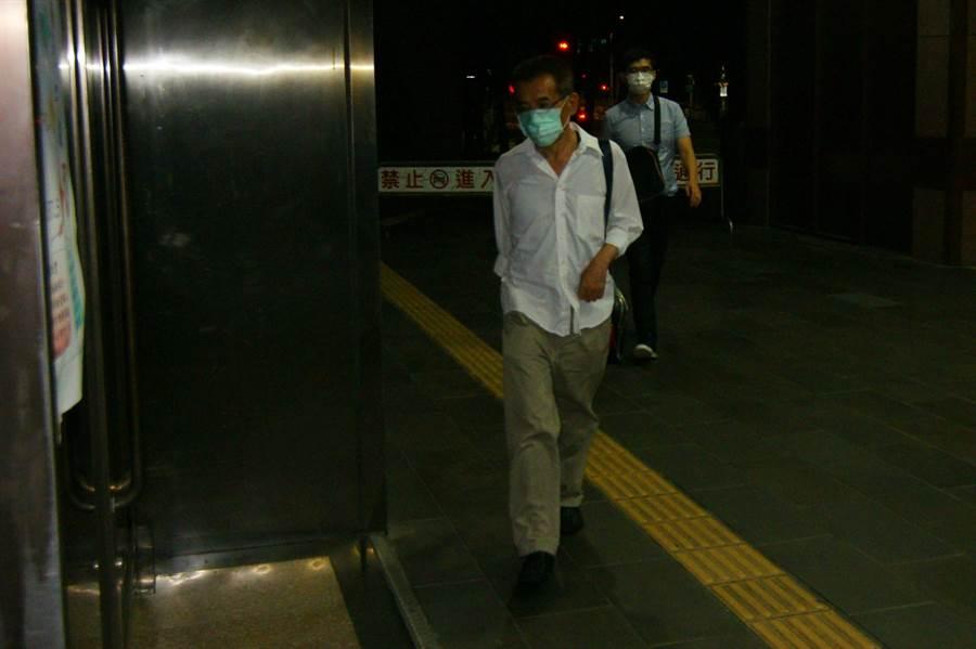 前國會助理李易諴被移送北檢複訊後,檢察官聲請羈押禁見。(本報資料照)
