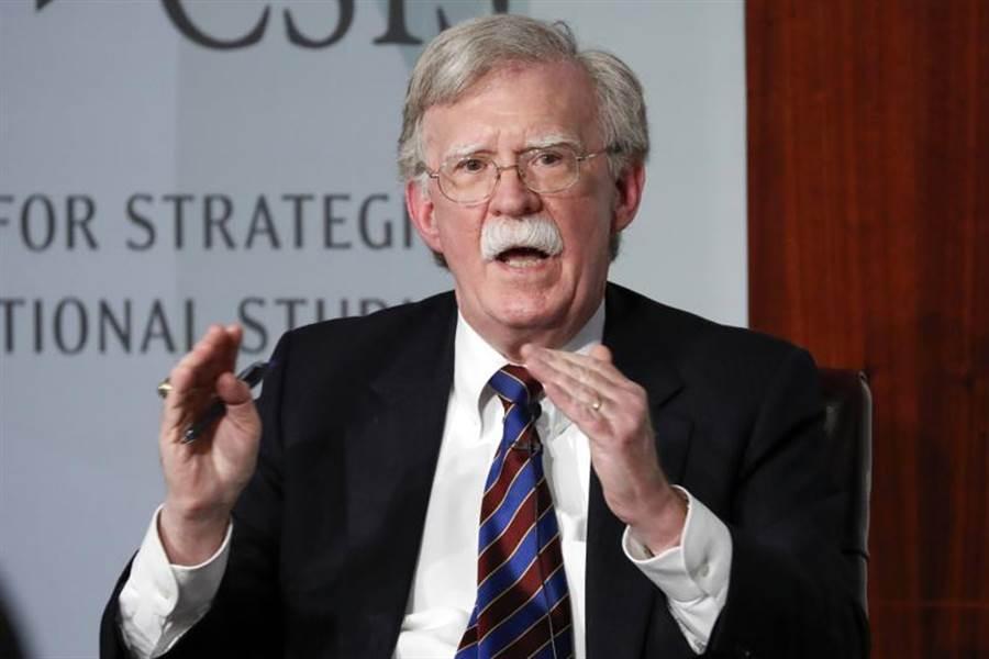 美國前國安顧問波頓(John Bolton,見圖)即將出新書,拋出震撼彈,大曝總統川普施政內幕。(美聯社)