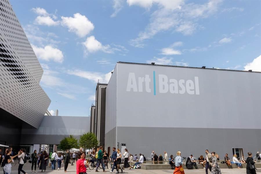 瑞士巴塞爾藝博會成立半世紀,首次全面改以線上展取代實體展。(巴塞爾藝博會提供)