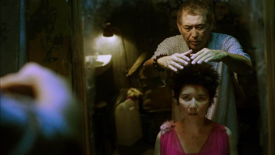 《10+10》導演陳玉勳的《海馬洗頭》。(台北電影節提供)