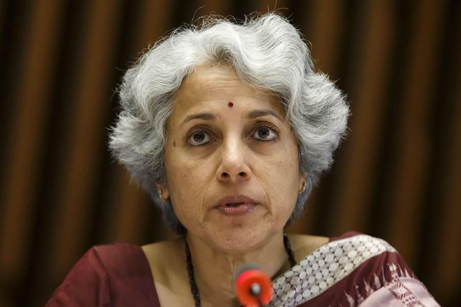 WHO首席科學家斯瓦米納坦(Soumya Swaminathan)指出,到年底之前預計會有1~2個成功的候選疫苗,希望到2021年可以生產20億劑。(圖/美聯社)