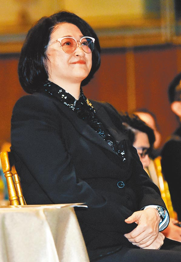 裕隆集團執行長嚴陳莉蓮,親掌旗下嘉裕公司。圖/本報資料照片