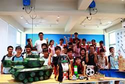 全國科技教育創意實作競賽屏東學子成績亮眼 潮中國中奪4獎全台居冠