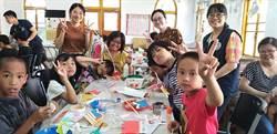 鯉魚旗飄粽葉香 「桃太郎」偕新住民慶端午