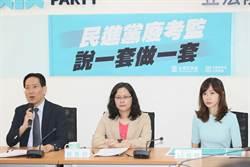 監委提名名單 民眾黨點名這3人「投不下去」