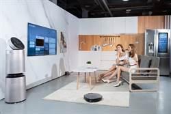 LG ThinQ智慧家電帶你進入未來 手機電視音箱都能通