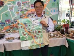 玩水道博物館吃在地好滋味 黃偉哲推薦山上178公路美食