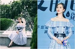 劉詩詩當媽拍戲兩邊忙 無P真實顏值驚人!