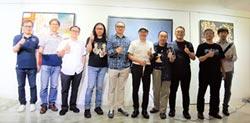 EAGLE藝術中心大南方ing聯展7/31止