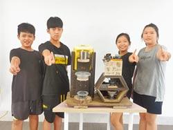 全國創客自造大賽 同安國小雙冠