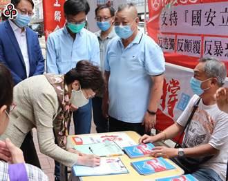 人民日報:面對大是大非 不容香港公務員食碗面反碗底