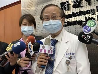 女乘客搭高鐵腹痛 救人名醫身分曝光 是侯友宜二哥