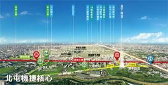 富宇憑「兩大優勢」傲視機捷特區 預約北屯超高樓地標