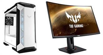 火力全開!多款華碩TUF Gaming系列新品上市