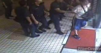 ㄎㄧㄤ男帶7顆檸檬大鬧派出所 嗆「我要告警察」下秒就GG了