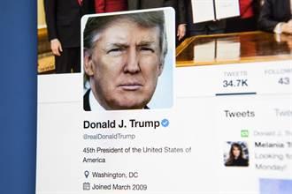 假新聞之王!川普這貼文 遭推特標上「受操控媒體」
