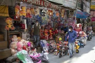 疫情持續擴散 印度經濟前景不甚樂觀