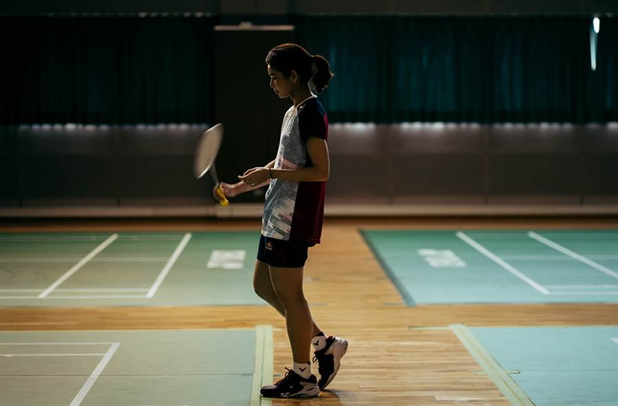 戴資穎在26歲生日前夕po出影片,披露自己國小六年級差點放棄羽球的故事。(Red Bull提供)