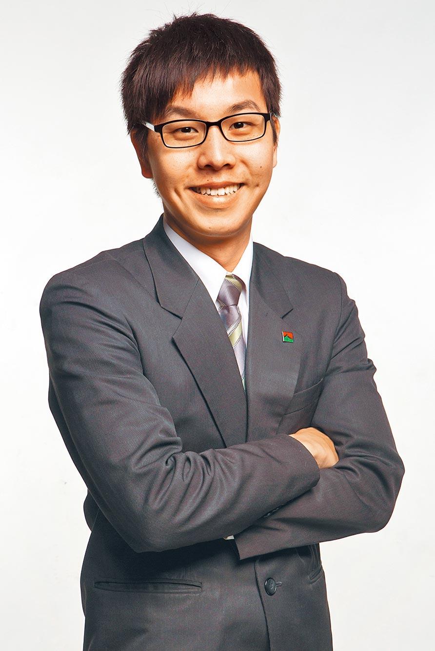 信義房屋蘆洲長榮店專案執行經理張祐豪。(信義房屋提供)