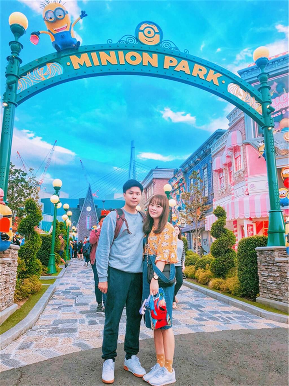 加入永慶房屋後,王郁嘉的收入變高、時間變得彈性,常和男友到處旅行、享受人生。