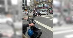 竹聯幫大哥東區鬧事 警察節員警遭保時捷撞飛有內情
