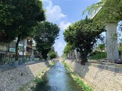 活絡舊城區!綠川串連水岸、鐵道  年底將完工