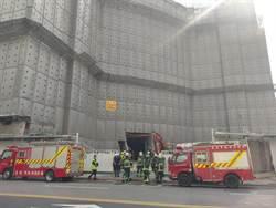 京華城拆除首復工 地下2樓驚見乾屍  死者身分曝光