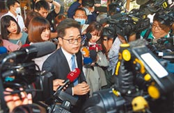得不到國民黨祝福 黃健庭寧退提名