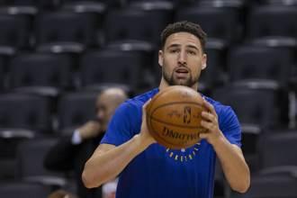 NBA》浪花弟膝傷痊癒 可無限制訓練