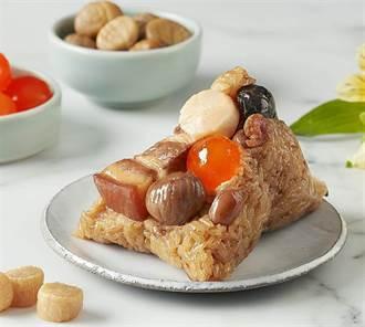 23美食饗》五星粽禮吹「台風」 北部粽更吃香