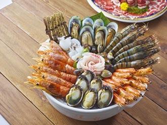 晶宴會館 端出海陸蝦霸鍋