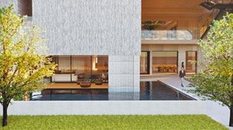 漢宇琢森 台中綠景建築指標