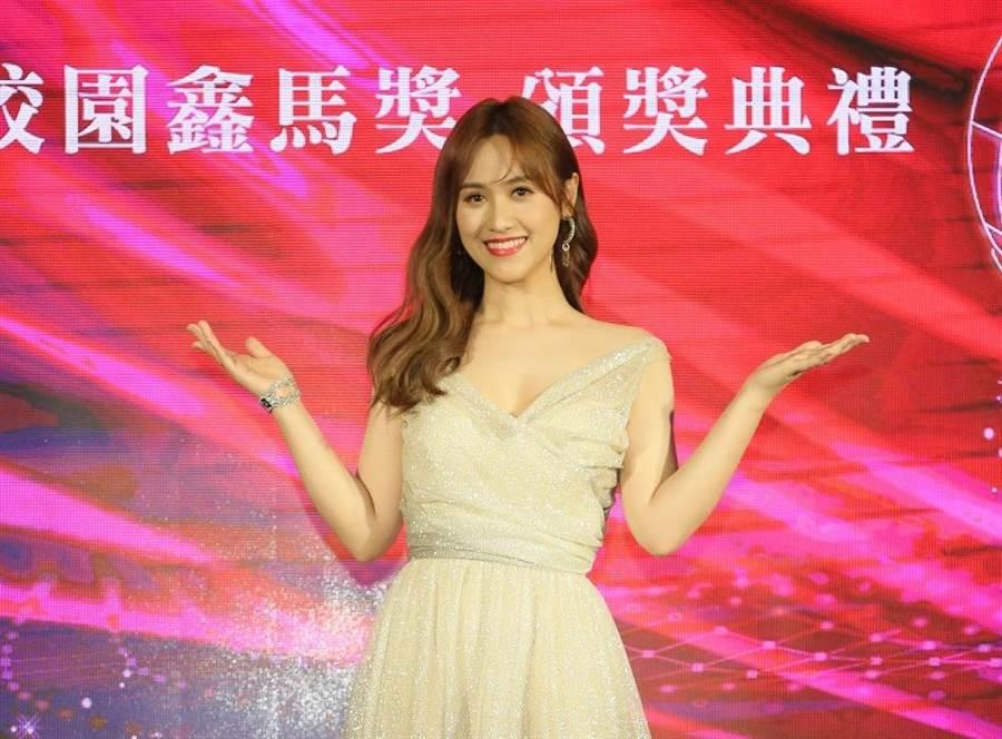 赢咖3平台登录:吴宗宪溜嘴要嫁了?吴姗儒甜笑回应了