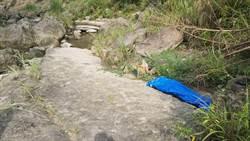 7旬翁巡田水失聯一晚 溪邊尋獲遺體