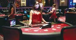 美賭場解封  部落客:沒多少人戴口罩