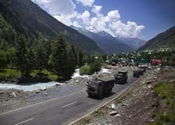 陸印邊界衝突 印度稱陸方至少40人死傷