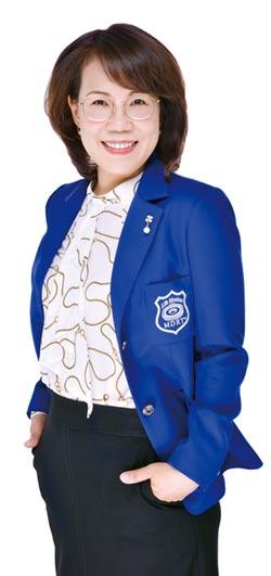 保險達人-永達保經業務區經理江奕嫻自我提升專業 為兩岸客戶打造退休規劃