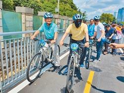 基隆河自行車道 串聯雙北