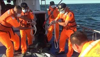 鵝鑾鼻驚見「無頭無臂無腳掌」男屍 潛水衣有EVO字樣