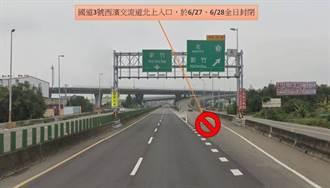 端午節不塞車看這裡 苗縣公布國道、省道快速公路管制措施